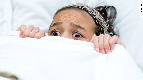 One third of children who have sleep terrors become sleepwalkers, a new study finds.