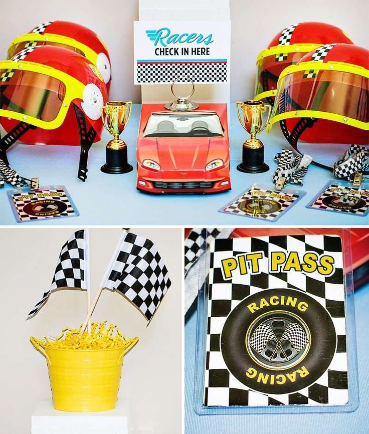 Best Cars And Trucks Party Ideas Images On Pinterest