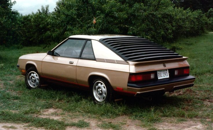 Old Chevrolet Pickups >> 1984 Plymouth Turismo 2.2 with rear hatch louvers | CARS OF MY PAST and PRESENT | Pinterest ...