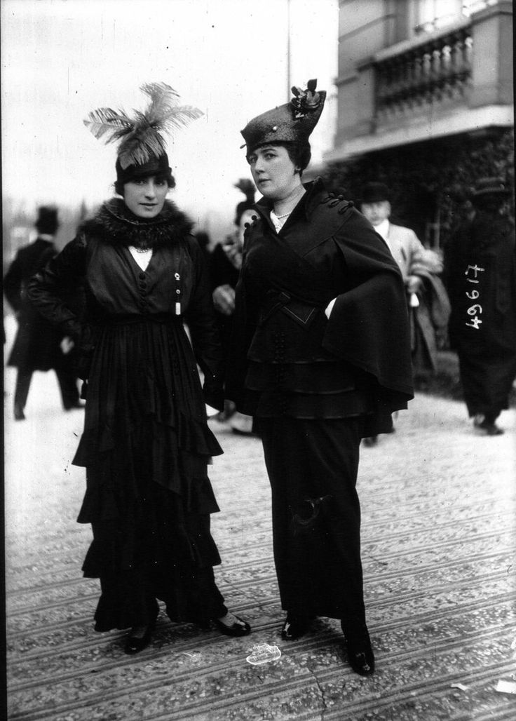 1914. Парижская мода конца Прекрасной эпохи