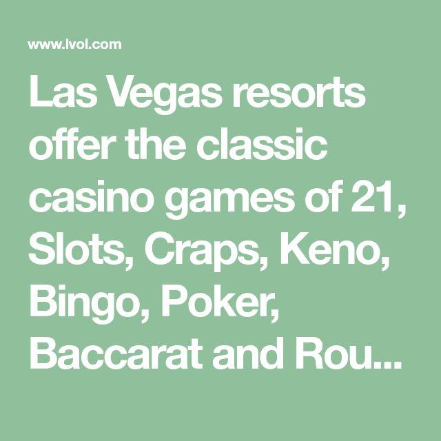 Casino Names In Las Vegas