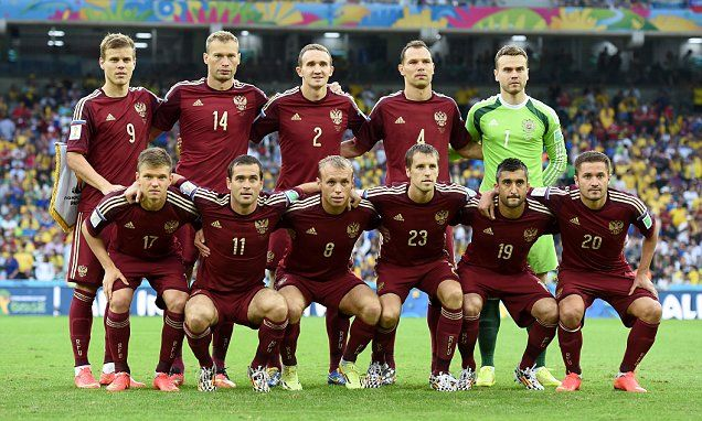 Oh those #Russians. Nick Harris reveals #Russia #football team part of 'persons of interest' in doping scandal.