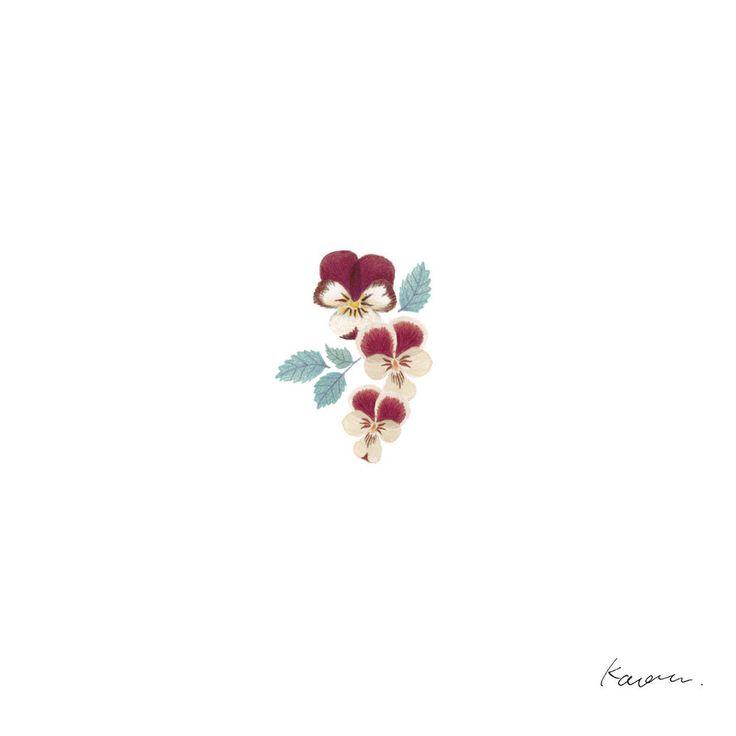 R E D V I O L A s ・・online store from here - https://www.etsy.com/shop/KaoruDesign /●●● #kaorudesignstudio #pensilart #Kaoru_D_store #Babynameposter #Keepsake #custombabygift #Personailsedartprint #Nurserydecorart #Babyroomdecor #Kidsroomwallart #Keepsake #命名書 ●●●