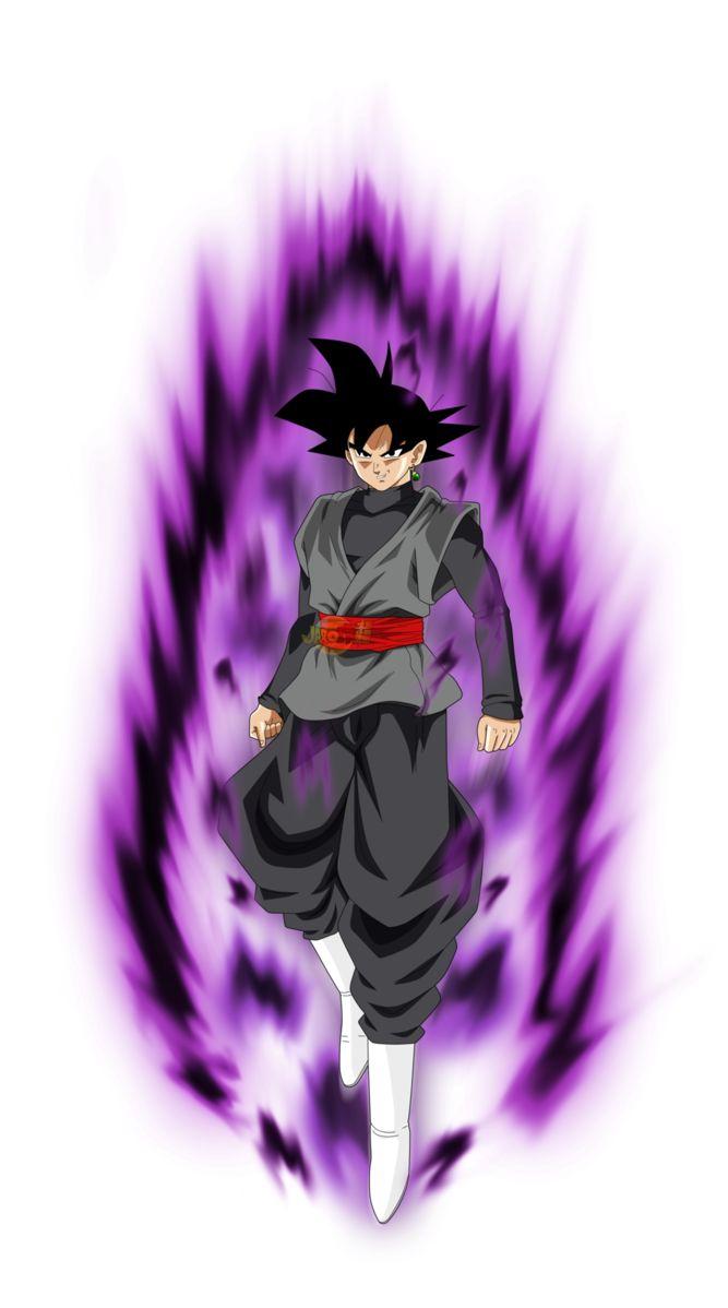 Goku black Power kii by jaredsongohan on DeviantArt