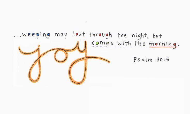 Psalm 30:5Psalms 30 5, Joy, Psalms 305