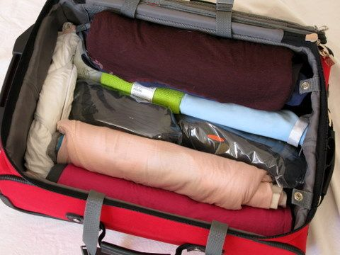 How to pack everything you need for a 10 day trip in a carry on!