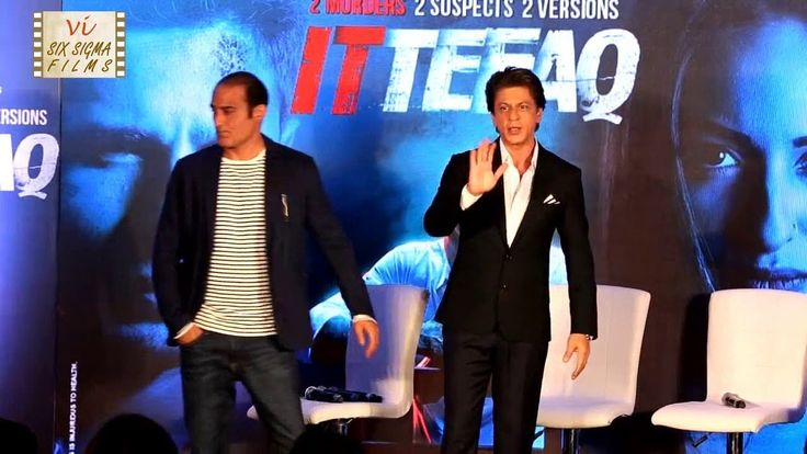 Akshaye Khanna's Strange Reaction To Shah Rukh Khan In Public | Six Sigm...