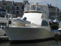 46' Post 1985 - $129,000.  Very Nice Boat!