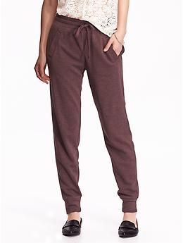Women's French-Terry Joggers | Old Navy
