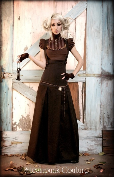 Kato Steampunk Dress 70 best Victori...