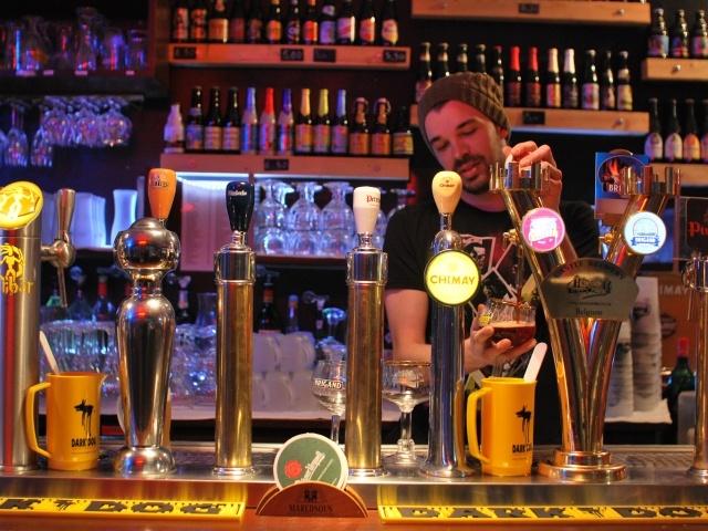 Le Bouillon Belge, le bar aux 100 bières, Paris 20ème