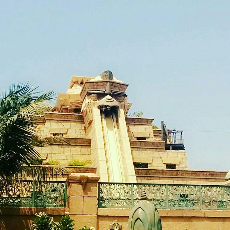 Who's ready for the leap of faith?   Atlantis, The Palm