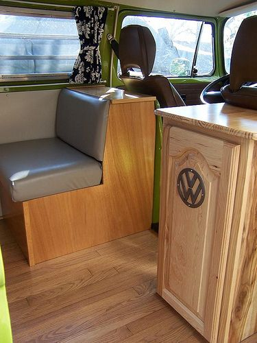 Westfalia- I love the older vw emblems.. I like the idea of putting one inside my 1981 westy :)
