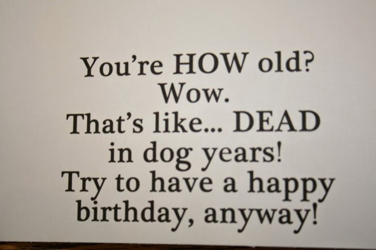 Funny Quotes Of Birthday Cards For Older Brother
