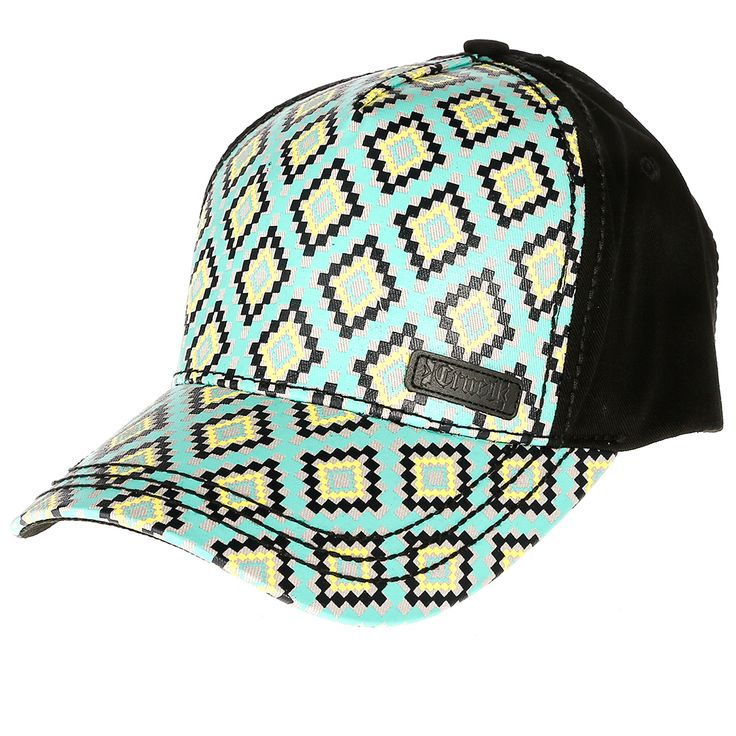 Women's Cruel Girl Print Trucker Cap