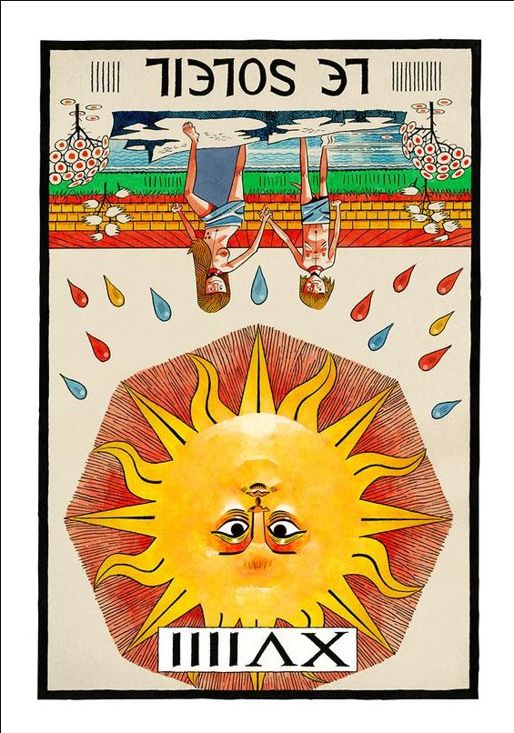 Carta Tarot para 12-04-2017  Hoje as energias não estão tão brilhantes e poderá sentir algumas quebras de energia ao longo do dia. Tenha em atenção que a sua consciência das coisas ou sobre as coisas poderá estar diminuída. A sua comunicação também pode não ser clara e objectiva e por isso evite conversas mais importantes.   A carta tarot para hoje, o sol invertido, poderá indicar para além do que já foi referido uma tendência para se auto sabotar. Tenha em atenção a isso e ao que pensa de…