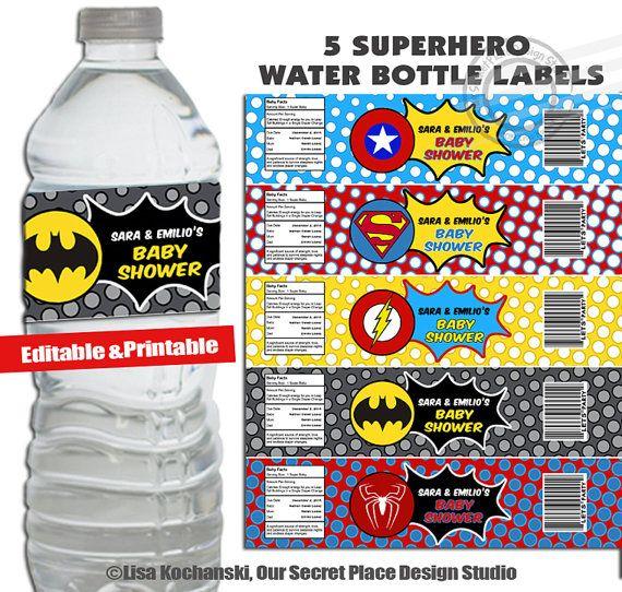 Best 25+ Personalized water bottle labels ideas on Pinterest ...