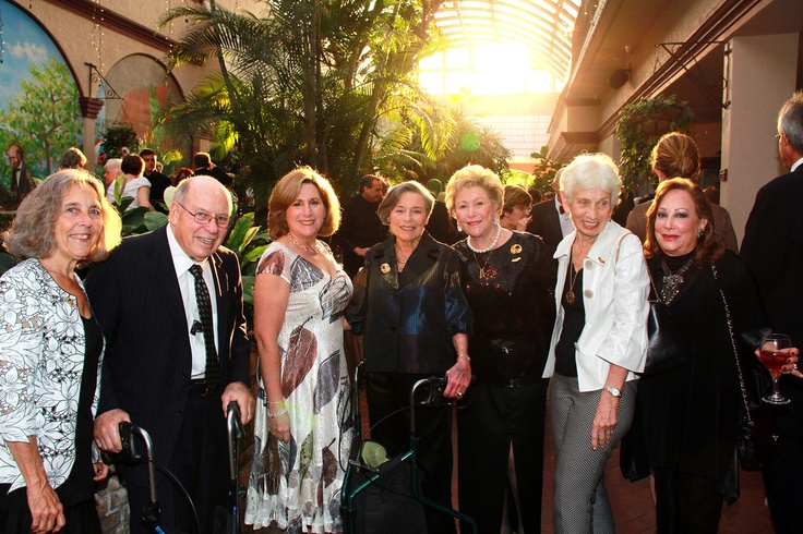 ORT International Guests at the One World Gala on Mach 28, 2012