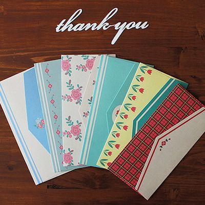 Retro Money Envelope / retro design / pattern design / letter paper