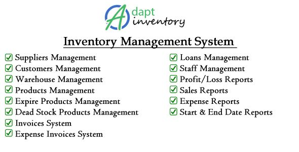 Adapt Inventory Management System Nulled | Nulled Wordpress