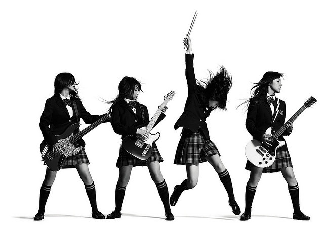 """SCANDAL """"The Most Powerful Japanese Girls Band"""" by g2slp, via Flickr"""