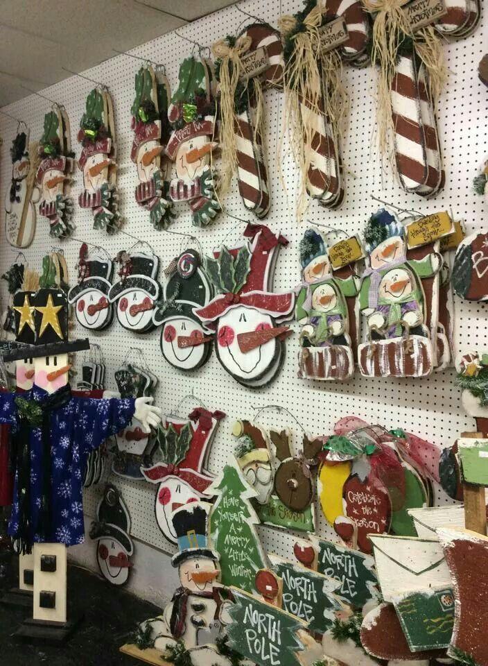 Image Result For Christmas Craft Door Hangers