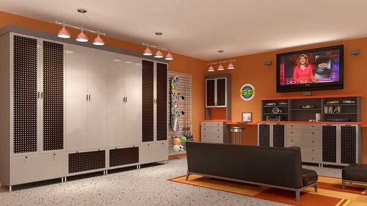 Man Cave Garage Makeover : Best images about garage makeovers to man cave on