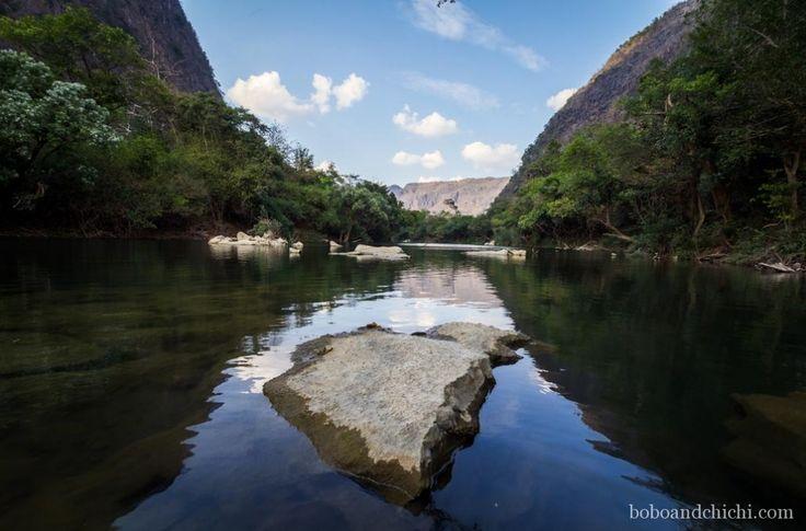 Exploring Thakhek Laos, One Cave at a Time - Rock-Horizontal