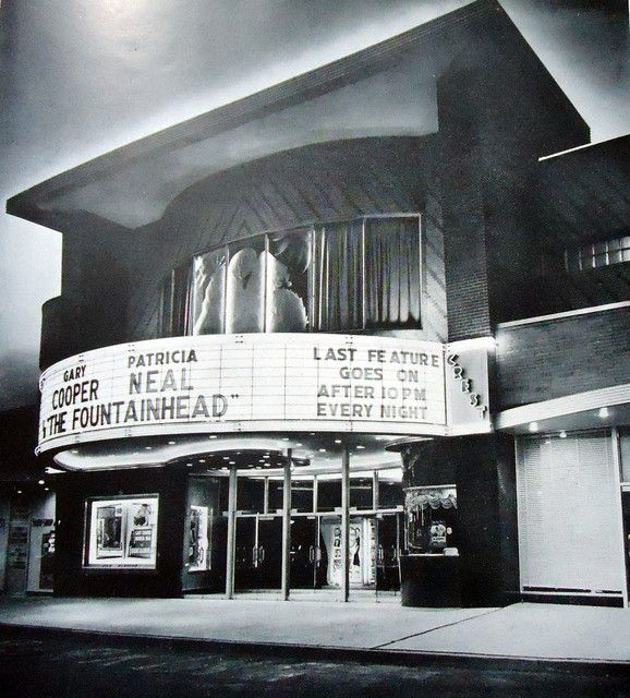 Crest Movie Theater 5425 Reisterstown Road, Baltimore, MD 21215
