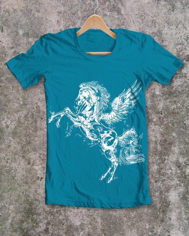 PEGASUS  tshirts... & more (727073.spreadshirt.net)