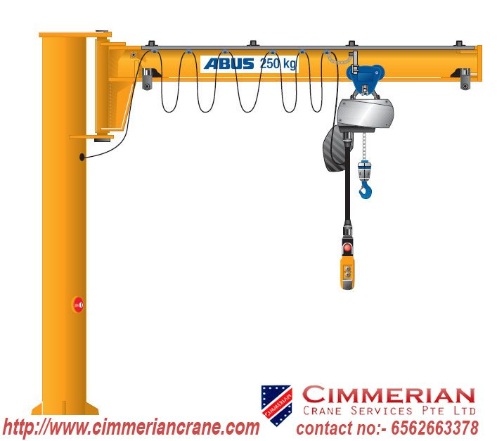 The Electric Chain Hoist Is Made Using Advanced Technology Which