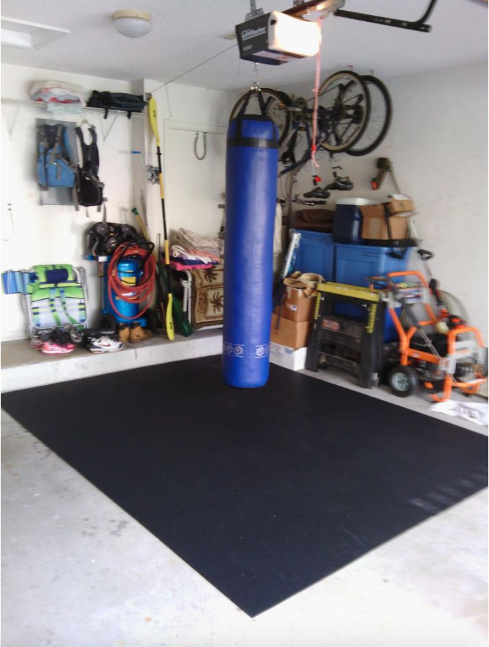 Best home gym mats images on pinterest