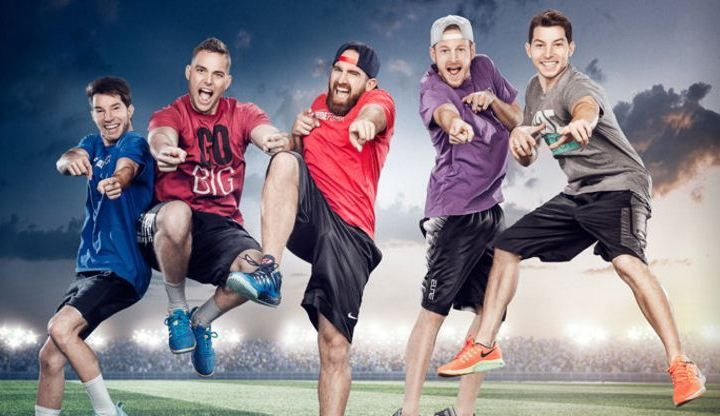 Dude Perfect Net Worth | All about Dude Perfect from Casts, Salary, Shows, Games