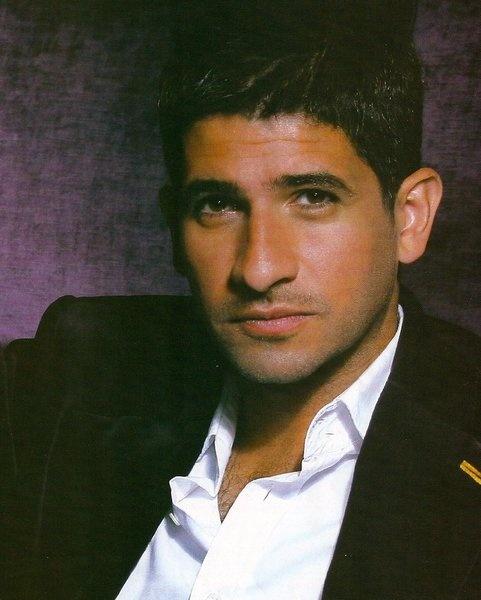 Zaf Younis, another handsome Spook... (by Raza Jaffrey)