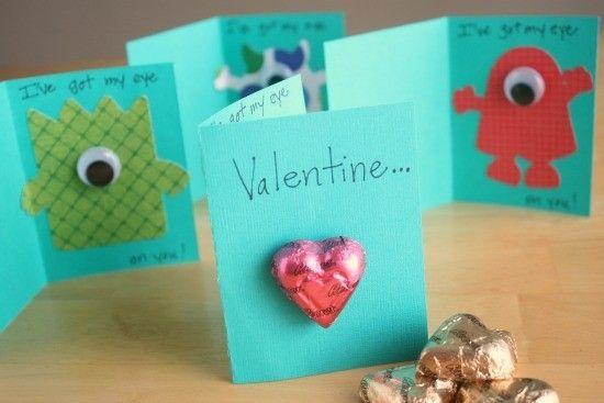 Valentine craft by Ameliaflorence