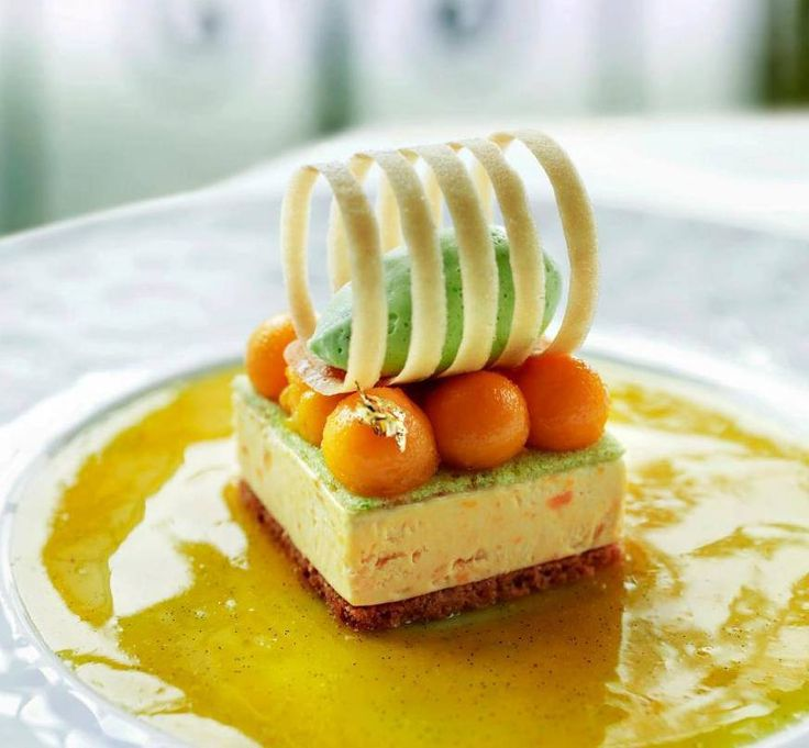 Contemporary Cold Plated Dessert | Pastry | Food, Michelin ...