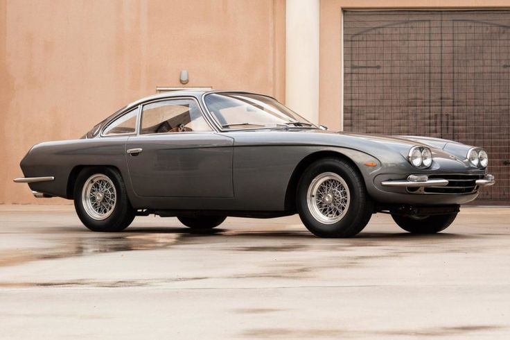 1968 Lamborghini 400GT 2+2 This 1968 Lamborghini 400GT is a matching-numbers exa…