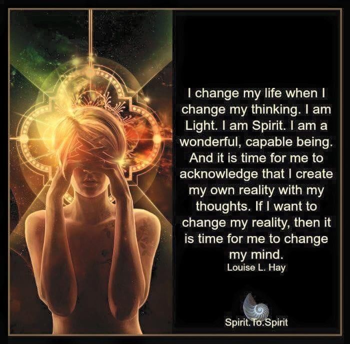 how to change my thinking