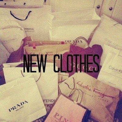 new clothes<3