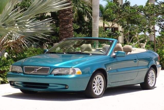 Picture of 1999 Volvo C70 LT Turbo Convertible, exterior