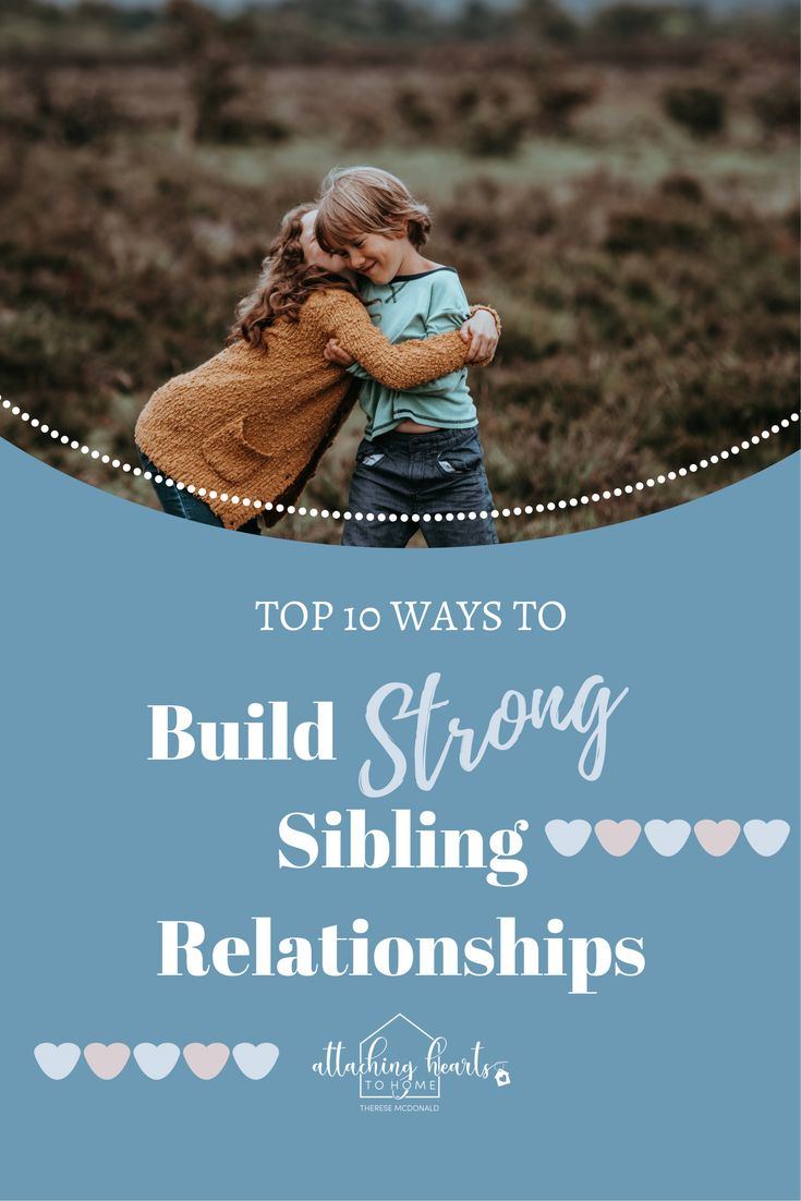 Tired of the bickering, squabbling and fighting that happens with your children? What if there was a better way to help your children get along and learn to connect to with their siblings better? There is!  As a parent, you get to facilitate the growth of strong bonds and put an end to sibling rivalry!  Learn how in these Top 10 Tips for Buidling Stronger Sibling Relationships