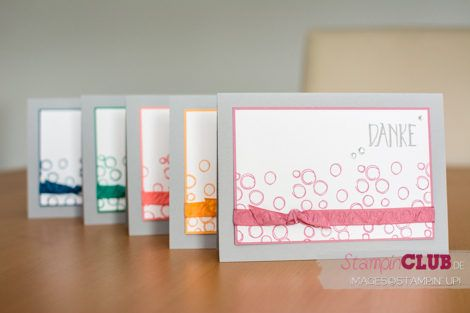 Stampin Up Perfekt verpackt Playful Backgrounds In Color 2016-2018