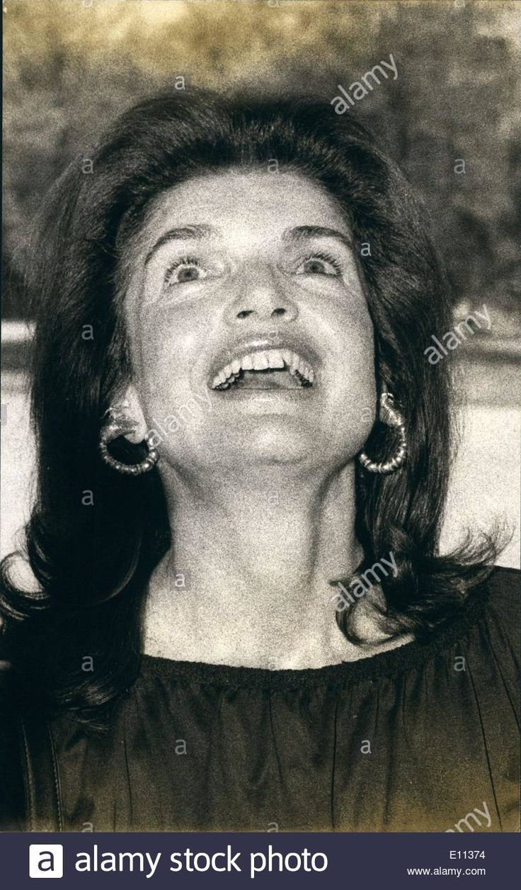 EVGENIA GL Jul. 07, 1975 - Jackie Onassis Leaving From Athens Airport