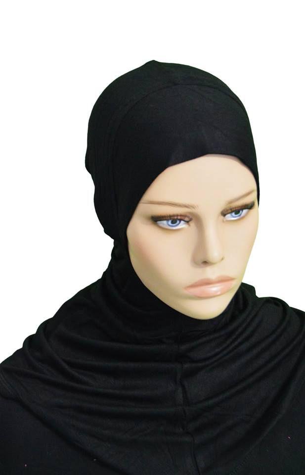 Cette cagoule ninja permet de garder le hijab en place. 100% coton, très souple et très léger , agréable à porter. disponible en 12 couleurs .