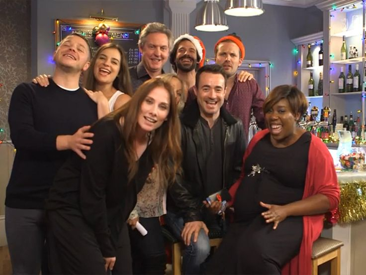 Holby City's Christmas Message