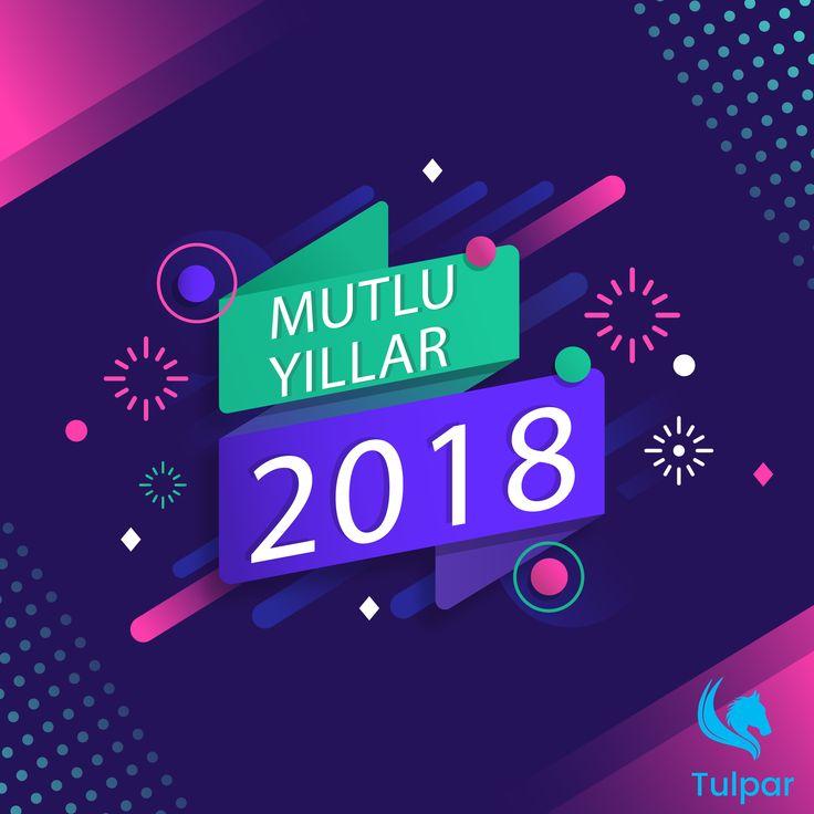 🎇🎊 Yeni yılın mutluluk, huzur ve bol kazançlar getirmesi dileğiyle..🎉 #newyear #2018 #happynewyear #yeni #yeniyıl #mutluyıllar