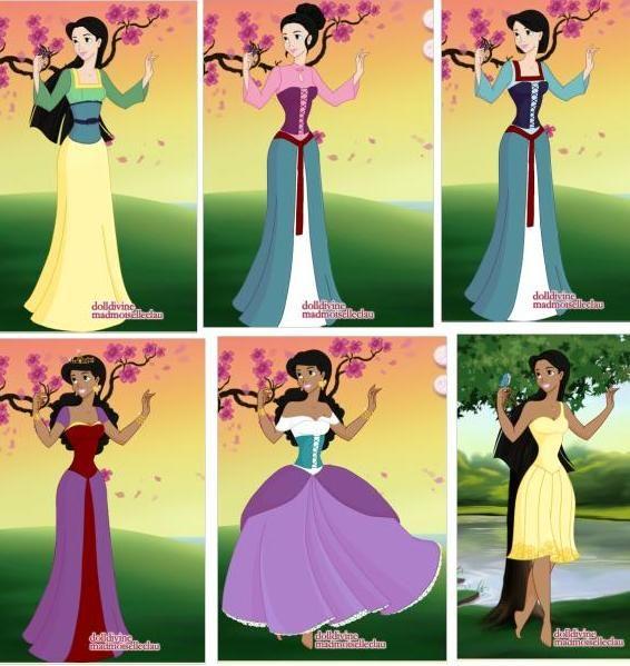 Cinderella Wedding Dress Up Games Online White Camo: 279 Best Images About ♡Mulan♡ On Pinterest