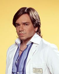 He's a one track lover, in a two way lane...Dr. Lucien Sanchez,  'Garth Marenghi's Darkplace'