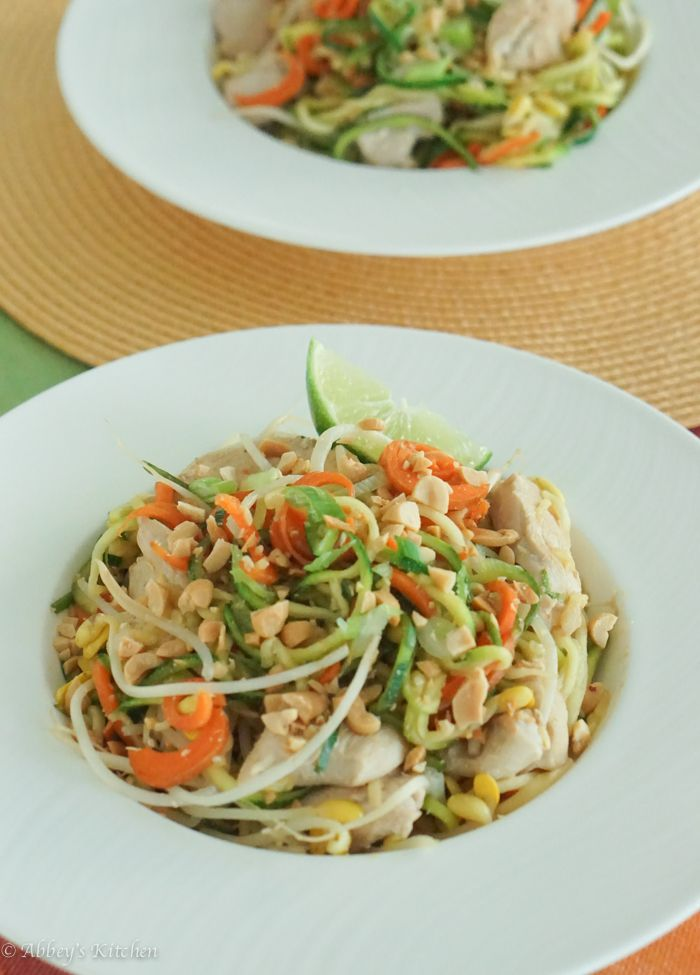 25 best ideas about healthy pad thai on pinterest pad for Healthy chicken pad thai