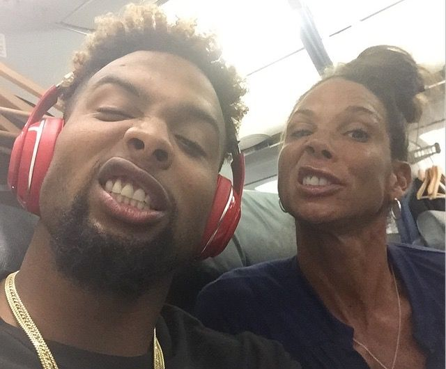Happy Birthday to Odell's Mom Heather  ❤️